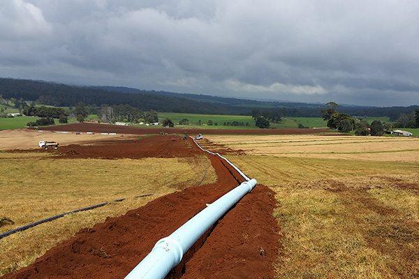 Underground Pipeline Installations