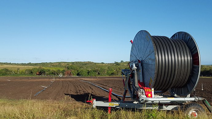 New Caledonia Irrigation System Stage 1